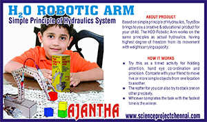 h2-o-robotic-arm