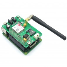 Raspberry PI SIM800 GSM GPRS Add-on