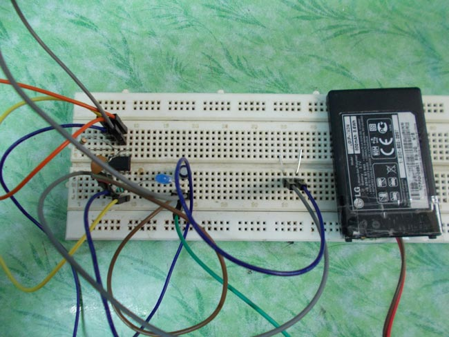 LPG Leakage Detector using Arduino-in-chennai