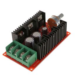 10-50V 40A DC Motor Speed Controller PWM Voltage Regulator Switch PCBA in chennai