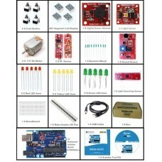 Arduino Quick Learning Kit By