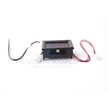 3 Digit LED Current Panel Meter - 0 to 9.99A DC
