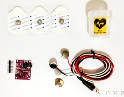 ECG Sensor KIT in chennai