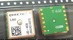L80 GPS Receiver IC with Patch Antenna in chennai