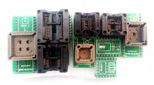 SMD IC Adapters 9 Pcs Set for Programmers in chennai