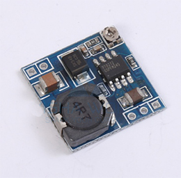 DC-DC - Non Isolated - Mini Buck Type Input: 4.75 to 24V / Output: 0.92 to 15V - 2A [Max] - [20]