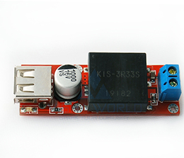 DC-DC - Non Isolated - Buck 5V USB Output [KIS3R33S] Input: 7V to 24V DC / Output: 5V DC 3A - [12]