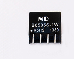 DC-DC - Isolated - Buck5V [B0505S-1W] - [14]