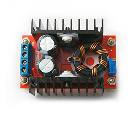 DC-DC - Non Isolated - Boost Type 150W Input: 10 to 32V / Output: 12 to 35V - 10A [Max] - [11]