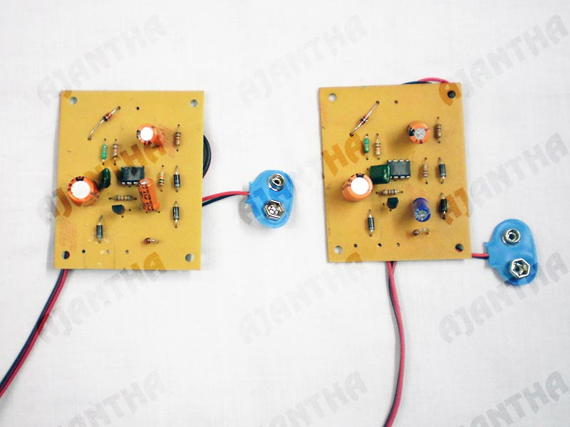 DC to DC booster Conveter (5v to 12v)