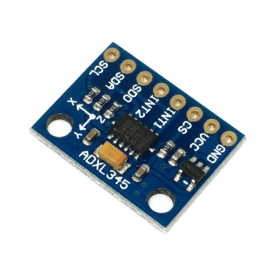 ADXL345 3-Axis Digital Acceleration of Gravity Tilt Module for Arduino M