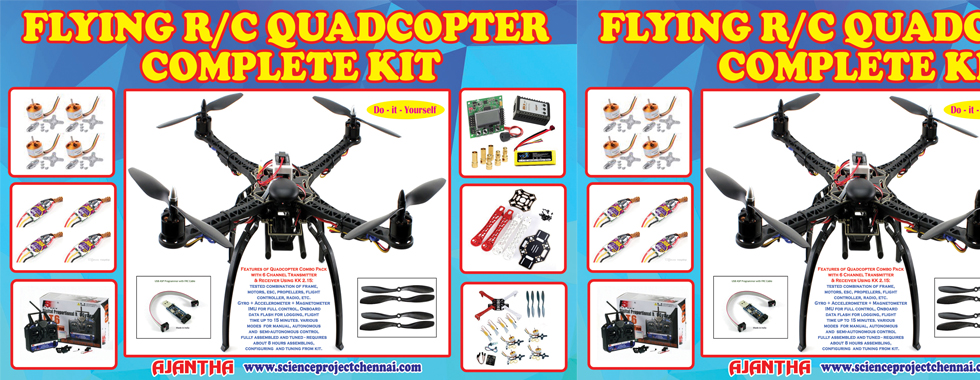 quadcopter flyingrc