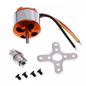 Quadcopter Kits Brushless Motor A2212 in chennai