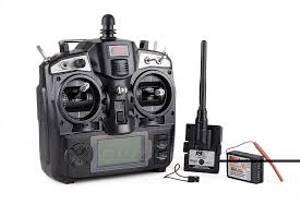 Quadcopter Kits FLYSKY FS-TH9X 9CH TRANSMITTER W/ MODULE & 8CH RECEIVER in chennai