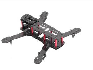 Quadcopter Kits QAV250 Glass Fibre Frame in chennai