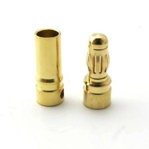 Quadcopter Kits 3.5mm Gold Bullet Banana Connector Plug  in chennai