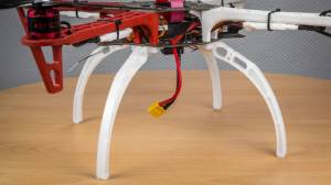 Quadcopter Kits Tall Landing Skid Gear Quadcopter legs  in chennai