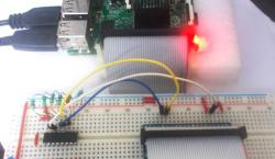 Interfacing 74HC595 Serial Shift Register with Raspberry Pi