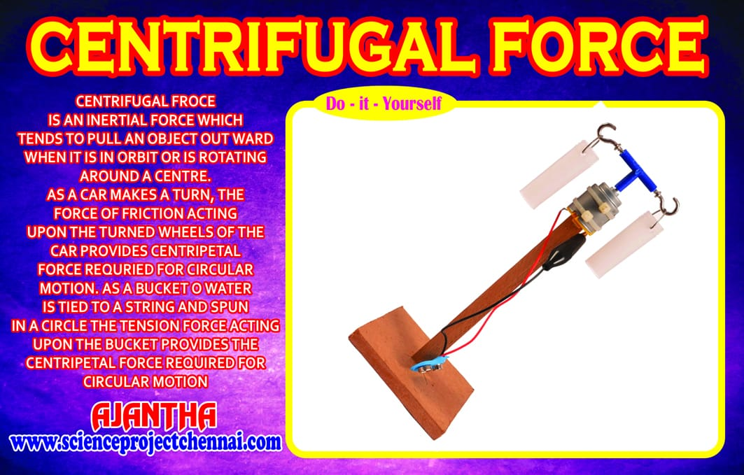 centrifugal force Project Kit