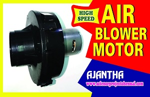 air_blower_motor Project Kit