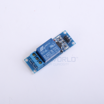 1 x DC 12V Opto Isolated Relay Module