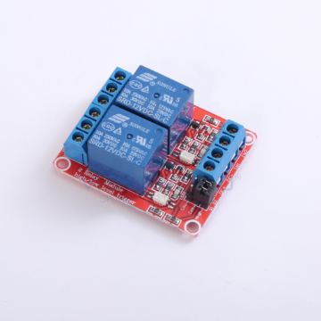 2 x DC 12V Opto Isolated High/Low Level Triggering Relay Module