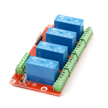 Power High Level Triggering Relay Module(DPDT)