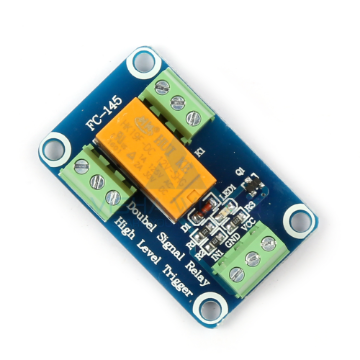 High Level Triggering Relay Module(12V Single Channel-Telecom)