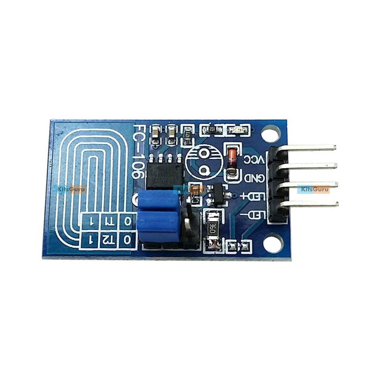 Capacitive Touch LED Dimmer PWM Control Switch Module - KG371 arduino in chennai