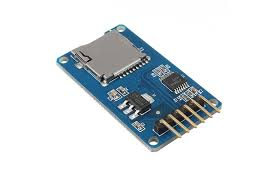 Micro SD TF Card Memory Shield Module SPI Micro SD Storage Expansion Board For Arduino