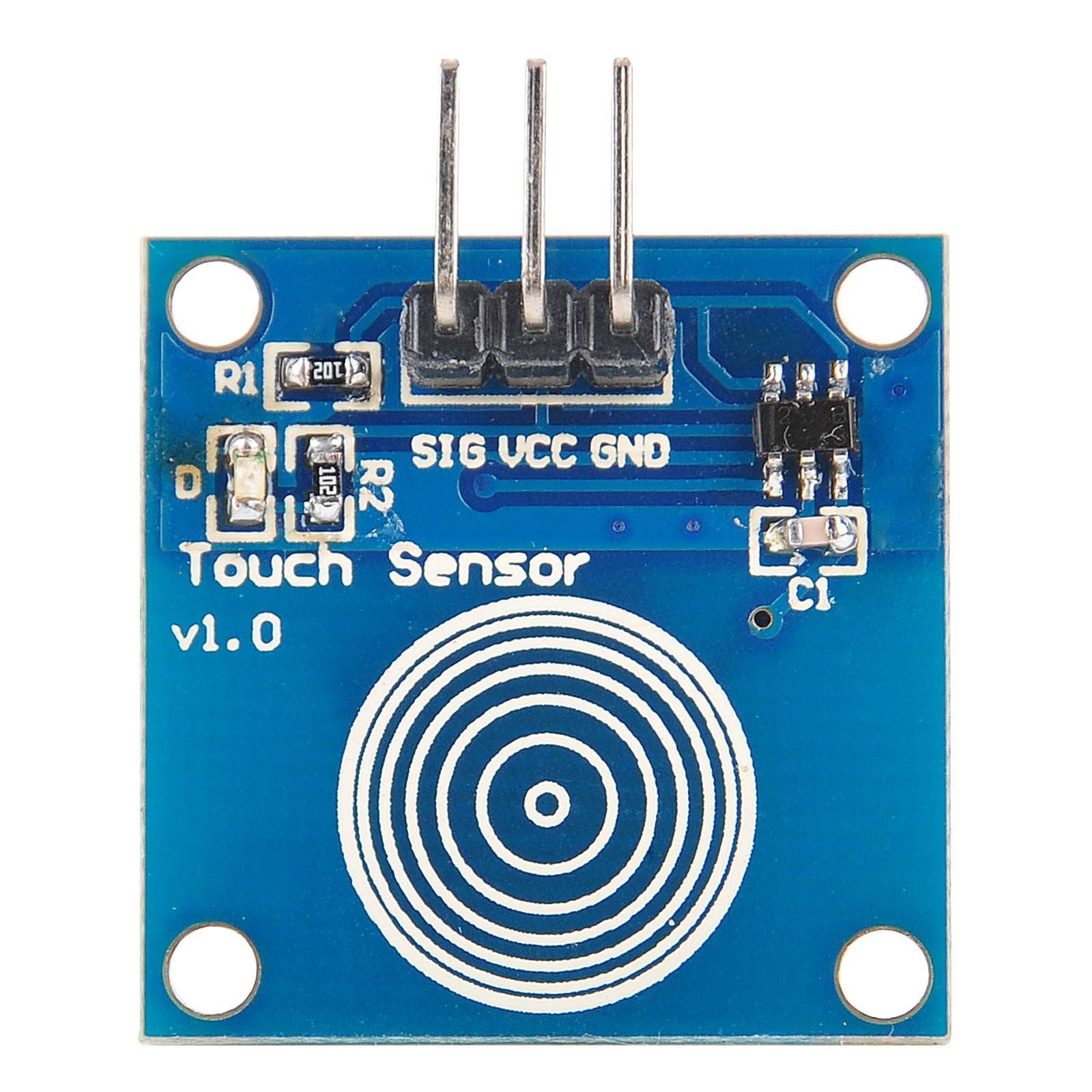 TTP223B Digital Touch Sensor capacitive touch switch module