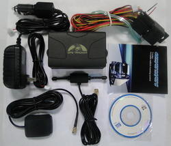 Real Time GSM/GPRS/GPS Tracker TK-104 in chennai