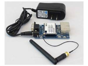 UART to WIFI Wireless Module Ethernet to WIFI Wireless HLK-RM04 with Antenna